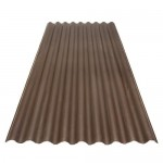 Купить товар Лист Керамопласт 5x900x2000 мм, цвет коричневый по привлекательной цене в Леруа Мерлен с доставкой на дом
